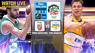 Semi-Final Preview Pinar Karsiyaka vs EWE Baskets